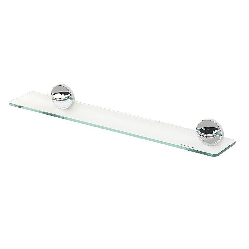 bq cirque glass shelf l500mm d110mm. Black Bedroom Furniture Sets. Home Design Ideas