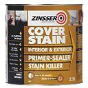 Zinsser Cover Stain Primer White 2.5Ltr