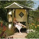 Rowlinson Garden Products Haven Arbour 1.73 x 1.73 x 2.5m