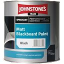 Johnstones Quick Drying Blackboard Paint 1Ltr