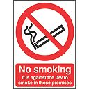 """No Smoking It"