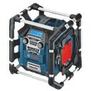 Bosch GML20 Jobsite Radio with Subwoofer 26W