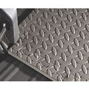 Mottez Interlocking Comfort Foam Mat Grey 3.72 x 1.24m