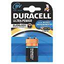 Duracell Ultra 9V Alkaline Battery