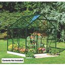 Halls Popular Greenhouse Green Toughened Glass 3