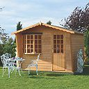 Goodwood Summerhouse Assembly Included 3 x 3 x 2.3m