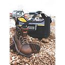 Scruffs Twister Pro Boots Brown Size 8 with Free Stanley Tote Bag