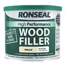 Ronseal High Performance Wood Filler Natural Colour 550g