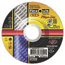 Flexovit Ultra Thin Metal Cutting Discs 115 x 0.8 x 22.23mm Bore Pack of 5