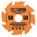 CMT Biscuit Saw Blade 8-Tooth Micrograin Tungsten Carbide ATB 100 x 22mm