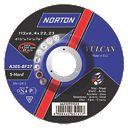 Norton Vulcan Metal Grinding Discs 115 x 6 x 22.23mm Bore Pack of 5