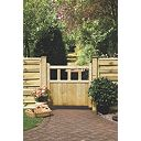 Grange Fencing Solid Infill Path Gate 900 x 0.9mm