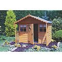 Cubby Playhouse 1.8 x 1.2 x 1.7m