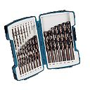Erbauer HSS Cobalt Drill Bit Set 25 Pc