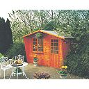 Goodwood Summerhouse 3 x 2.4 x 2.3m Assembly Included