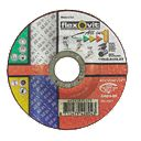 Flexovit Multi-Purpose Cutting Disc 115 x 2.2 x 22.23mm Pack of 5