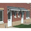Braemar Door Canopy 1300 x 900 x 625mm