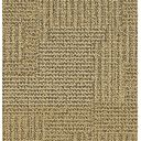Heuga Really Random Carpet Tiles Sandstone 500 x 500mm Pack of 16