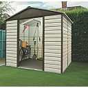 Yardmaster Shiplap Sliding Door Apex Shed 8