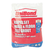 Rapid Set Wall & Floor Tile Grout Cream 400ml