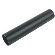 Push Fit Pipe 40mm x 3m Black