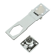 Master Lock Masterlock Integrated Locking Hasp 117mm