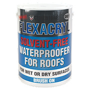 Cementone Solvent-Free Flexacryl Roof Repair Grey 5kg