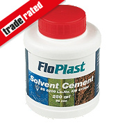 FloPlast SC250 Solvent Cement 250ml