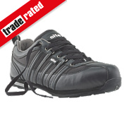 Site Strata Safety Trainers Black Size 8
