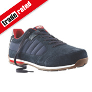 Site Strata Safety Trainers Navy Size 8
