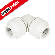 JG Speedfit Elbow 22mm Pack of 5