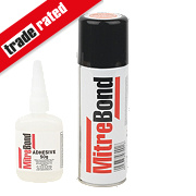 MitreBond Aerosol Kit Pack of 2 Pcs