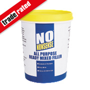 No Nonsense All-Purpose Ready-Mixed Filler White 1kg