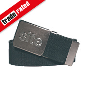 Site Belt Black / Dark Silver