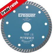 Erbauer Turbo Jet Blade 125 x 1.9 x 22.23mm