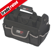 "Forge Steel 15"" Tool Bag with Organiser"