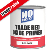 No Nonsense Oxide Primer Red 750ml