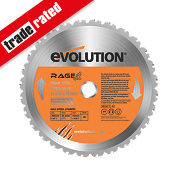 Evolution Rage Multi Purpose Blade 255mm