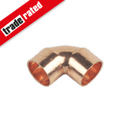 End Feed Elbows 15mm Pack of 20