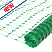 Barrier Fencing Green 50 x 1m