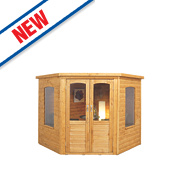 Forest Cranbourne Summerhouse 3.15 x 2.42 x 1.97m