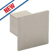 Hafele Modern Cabinet Knob Stainless Steel 37mm