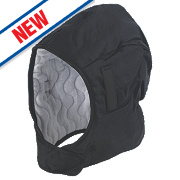 Winter Helmet Liner Black