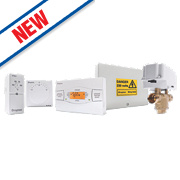 Drayton PBBE58 Biflo Central Heating Control Pack