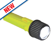 Ring RT5185 Hazard Safe Atex LED Torch 4 x AA