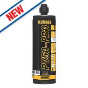 DeWalt PV50-PRO Styrene-Free Polyester Resin 410ml
