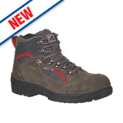 Steelite FW66 All Weather Hiker Safety Boots Grey Size 8