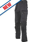 """Dickies Eisenhower Trousers Black 34"""" W 32"""" L"""