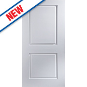 Jeld-Wen Cambridge 2-Panel Interior Fire Door Primed 1981 x 838mm