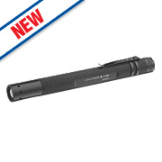 LED Lenser P4BM LED Torch 2 x AAA
